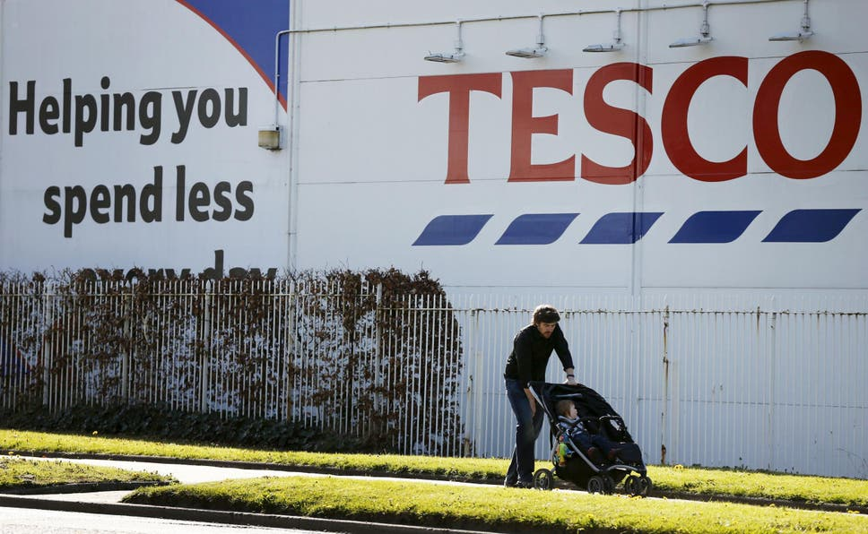 Tesco could open new discount chain within weeks to battle aldi and tesco is the leading uk grocer with a 30 per cent share of the market fandeluxe Choice Image
