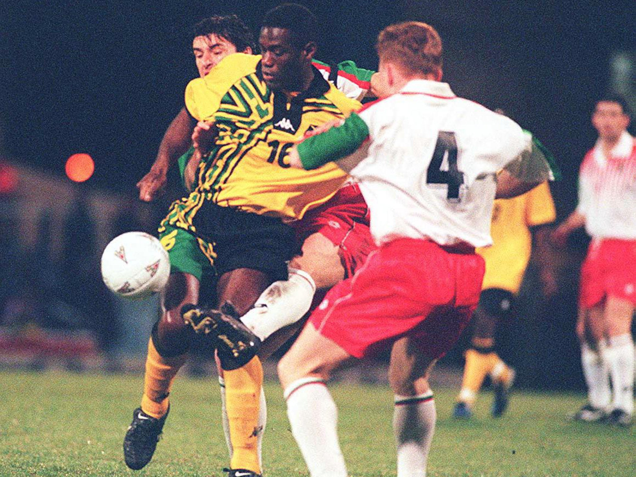 World Cup 2018 How History Making Jamaica Became More Than Just The