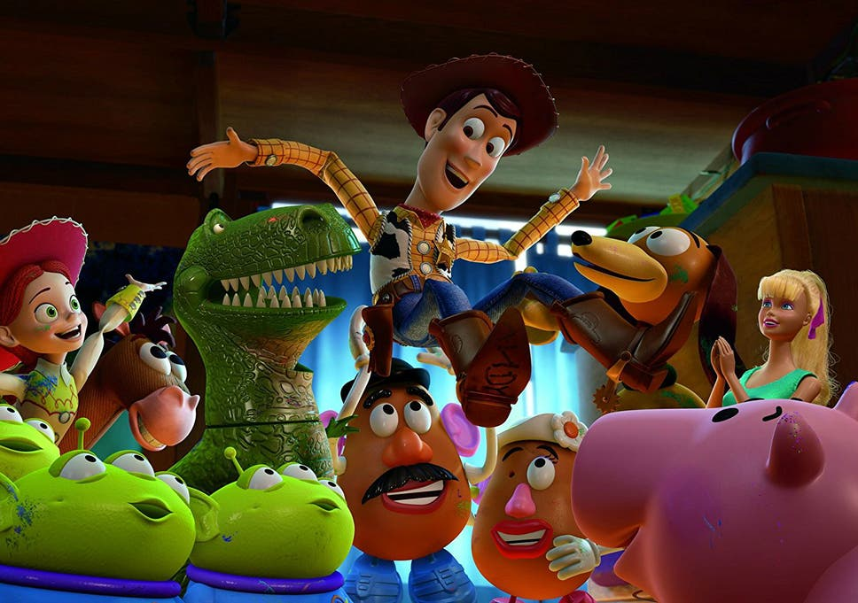 the film comes more than two decades after the original which was released in 1995 - Toy Story Christmas Movie