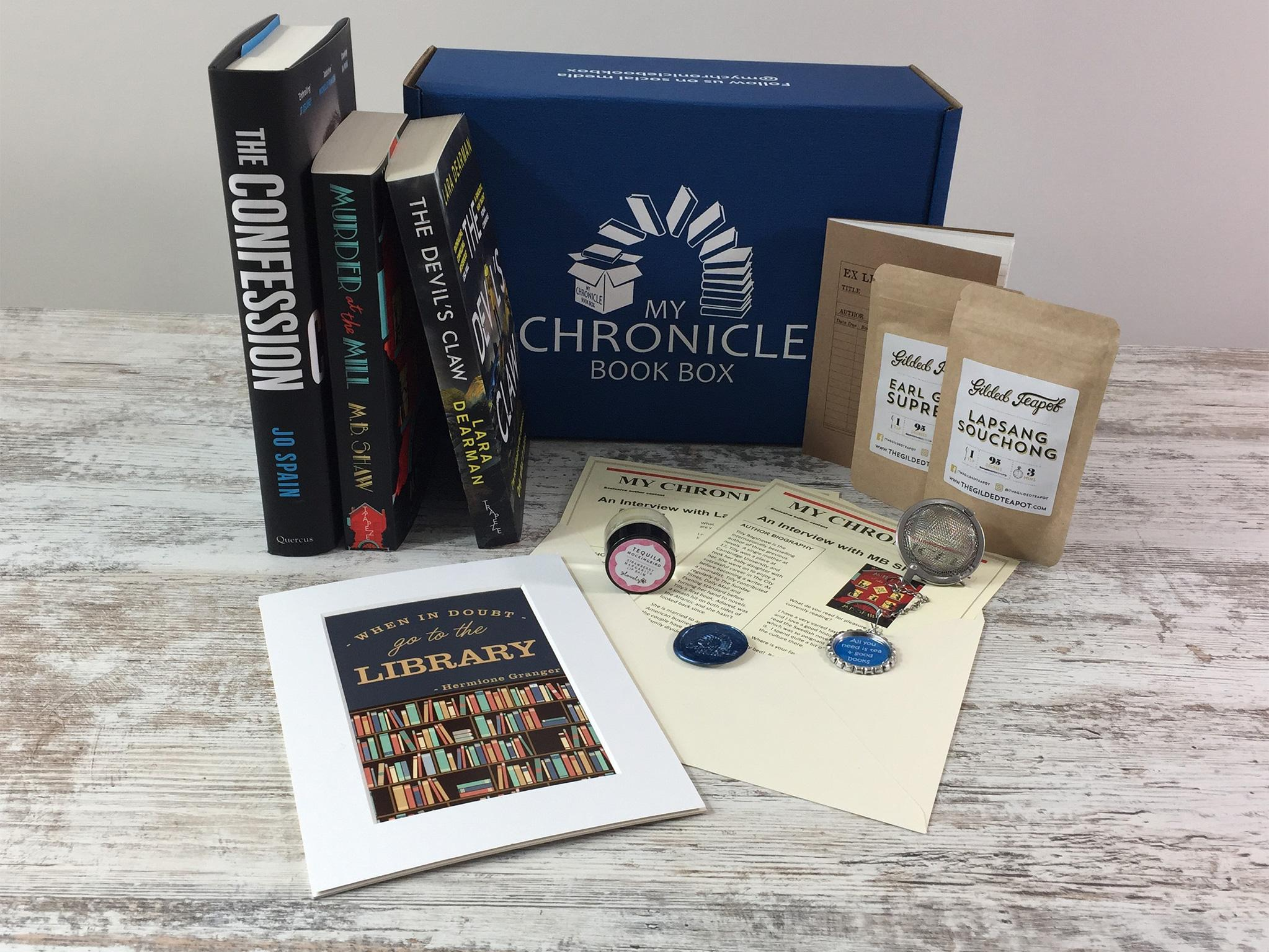 12 Best Book Subscription Boxes The Independent