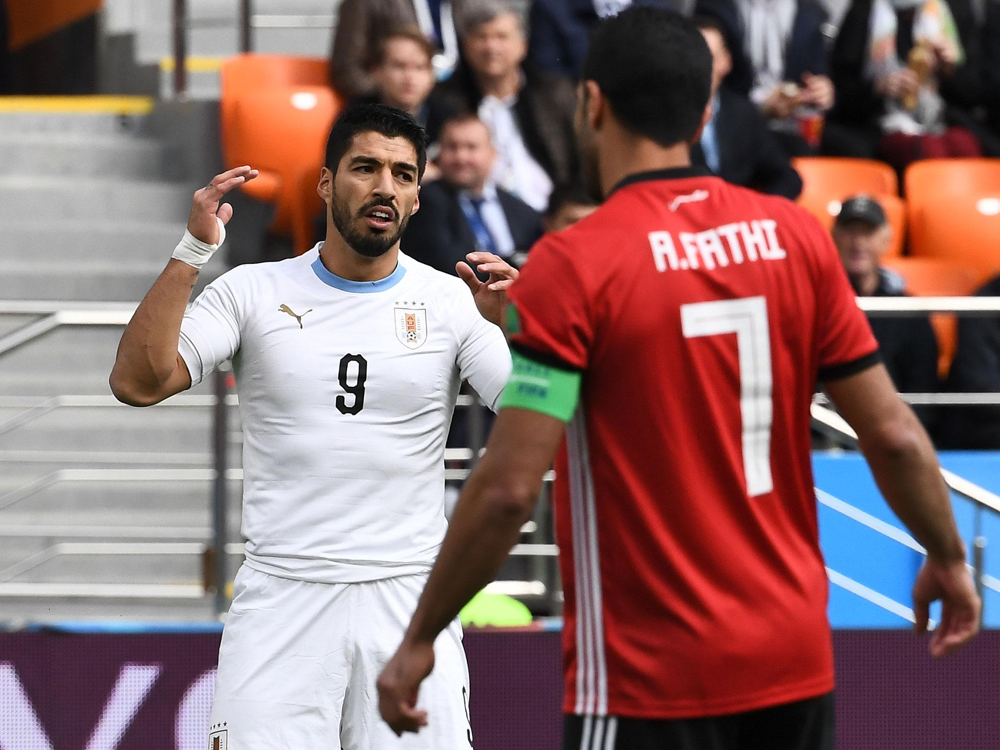 how to watch egypt vs uruguay live free