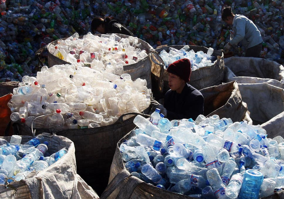 UK now exporting more waste to countries with highest levels