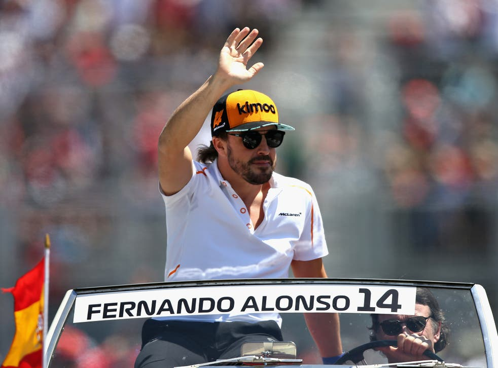 Fernando Alonso takes part in this year's Le Mans 24 Hours for the first time