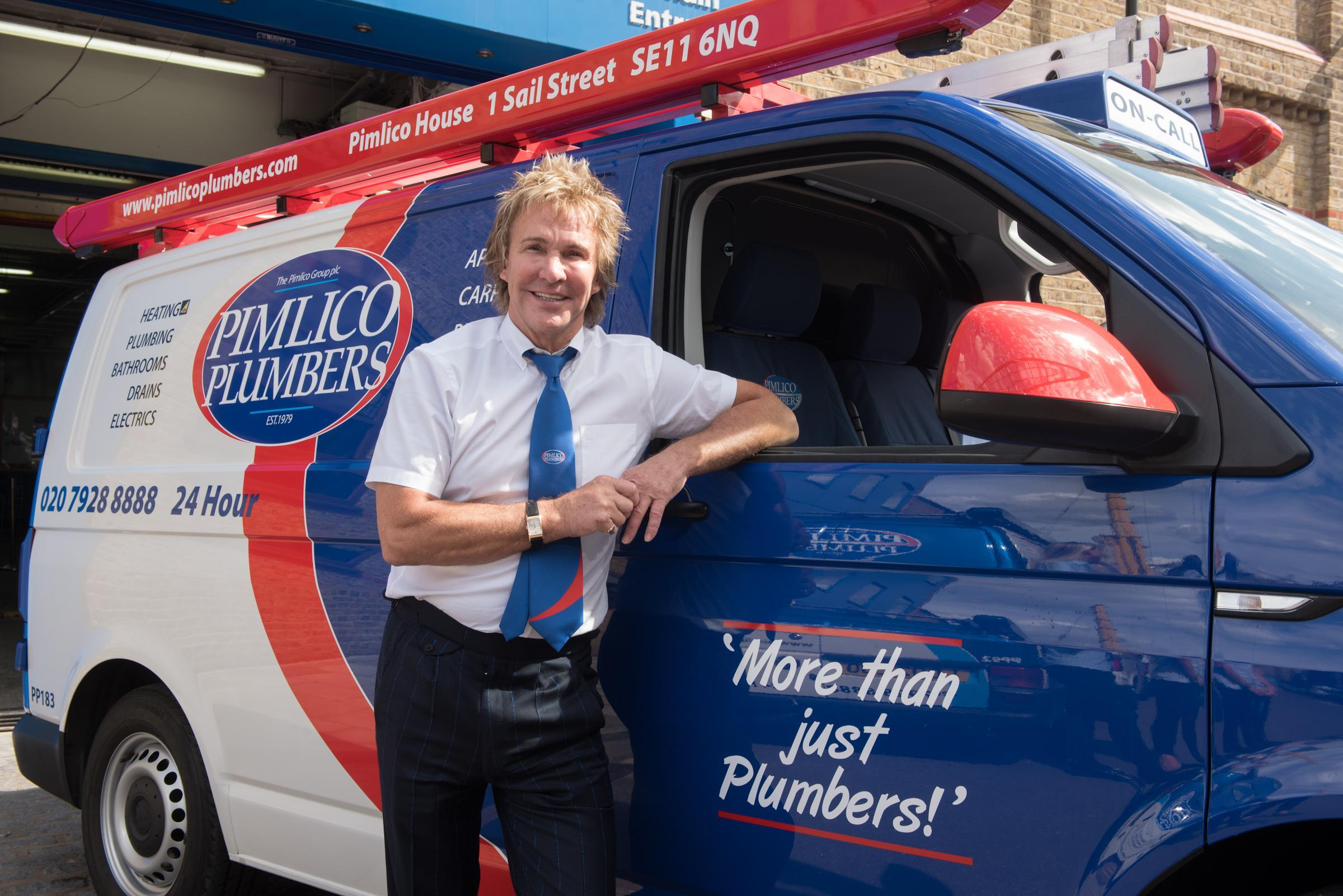 A View From The Top Pimlico Plumbers Boss Charlie Mullins On That Supreme Court Ruling The Independent