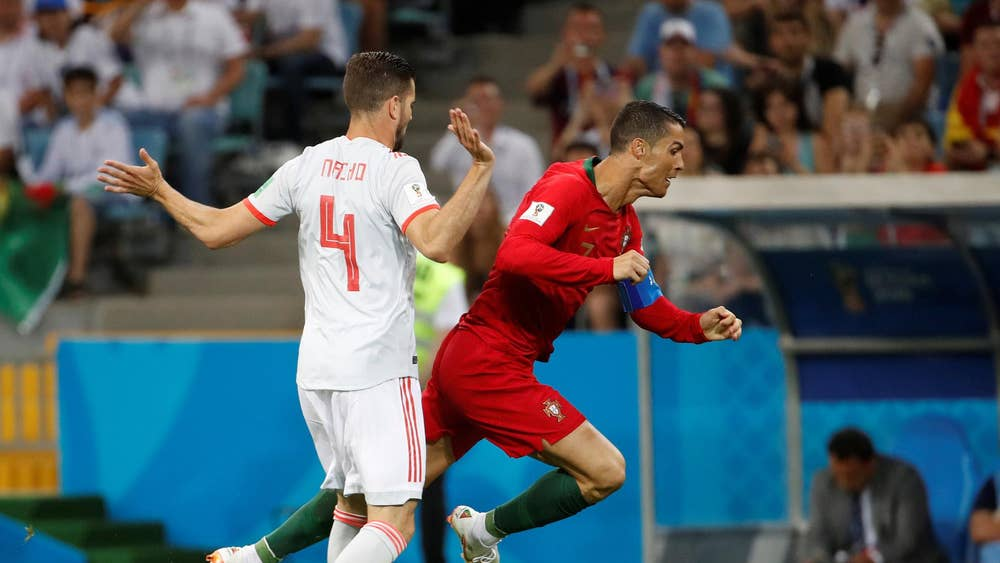Cristiano Ronaldo Futsal Skills And Tricks