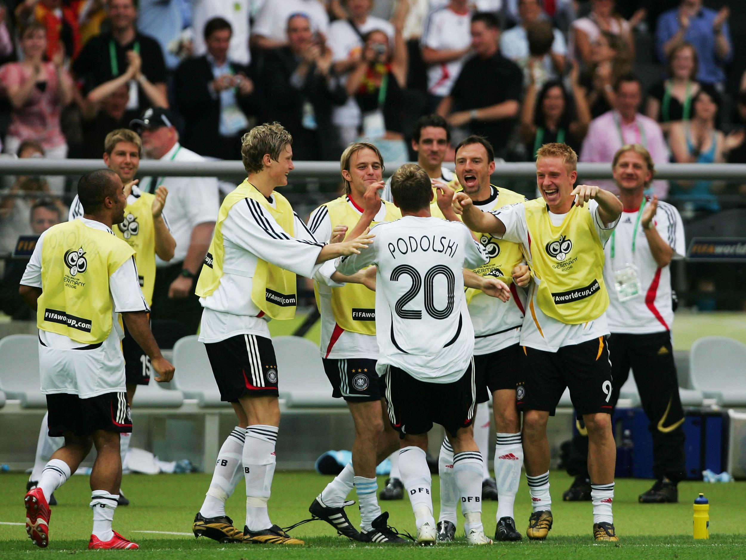 World Cup 2018 Tim Borowski Recalls 2006 Germany Semi Final