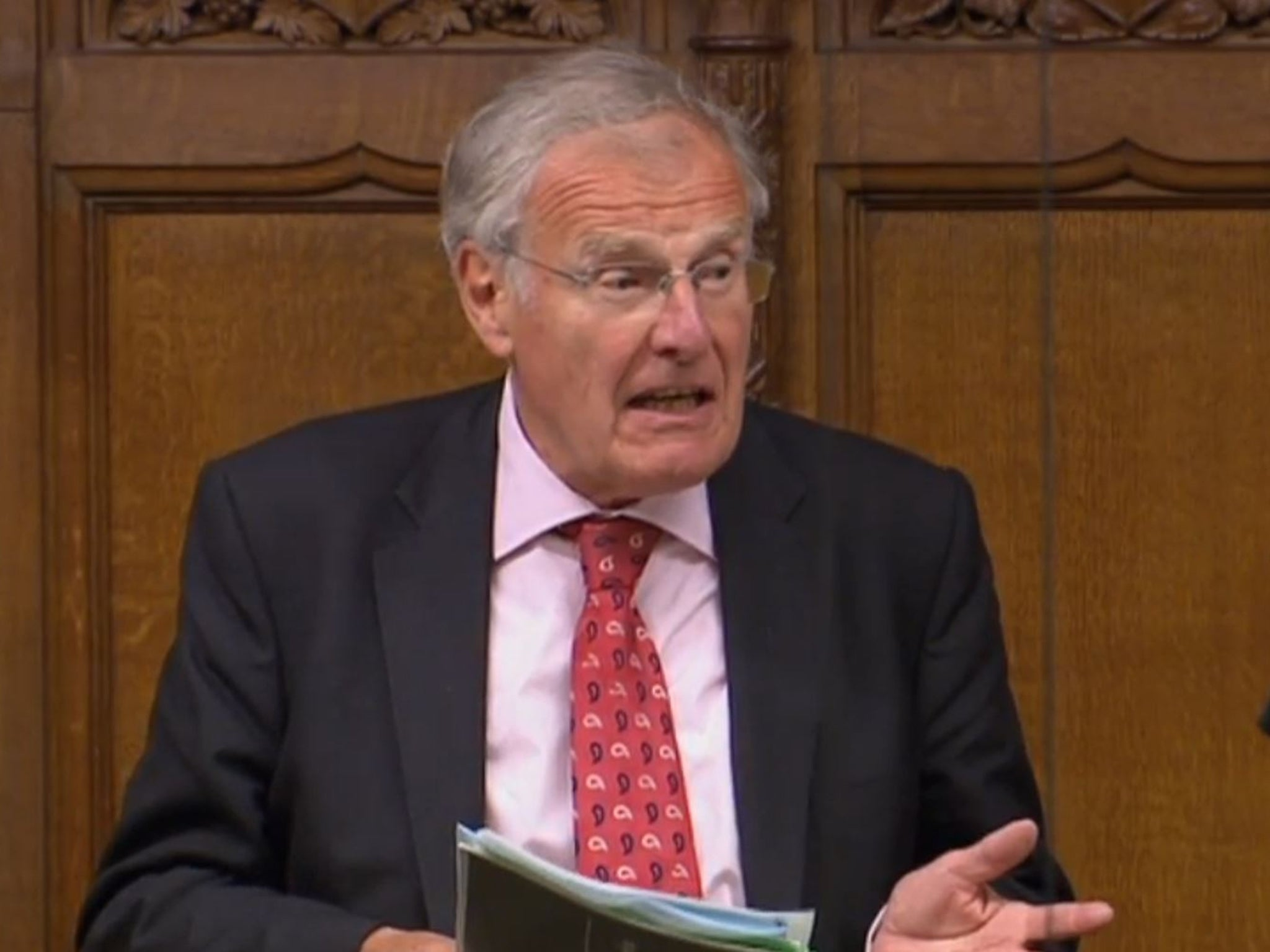 christopher chope 1 - Minister To Confront Tory Mp Sir Christopher Chope To