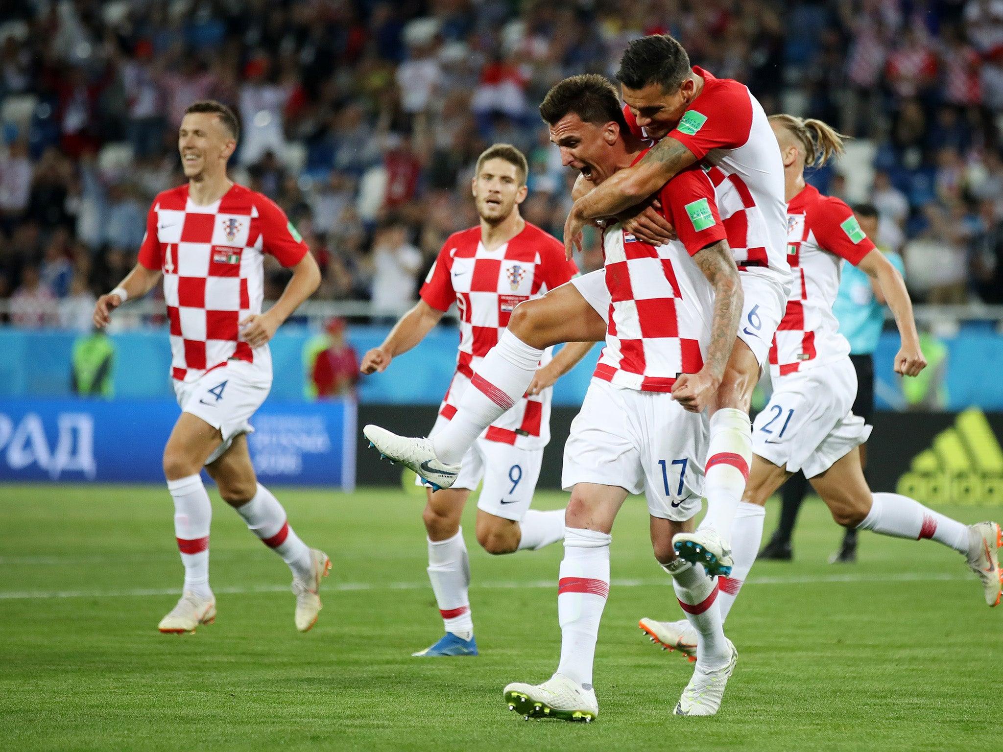 Wm 2021 Kroatien Nigeria