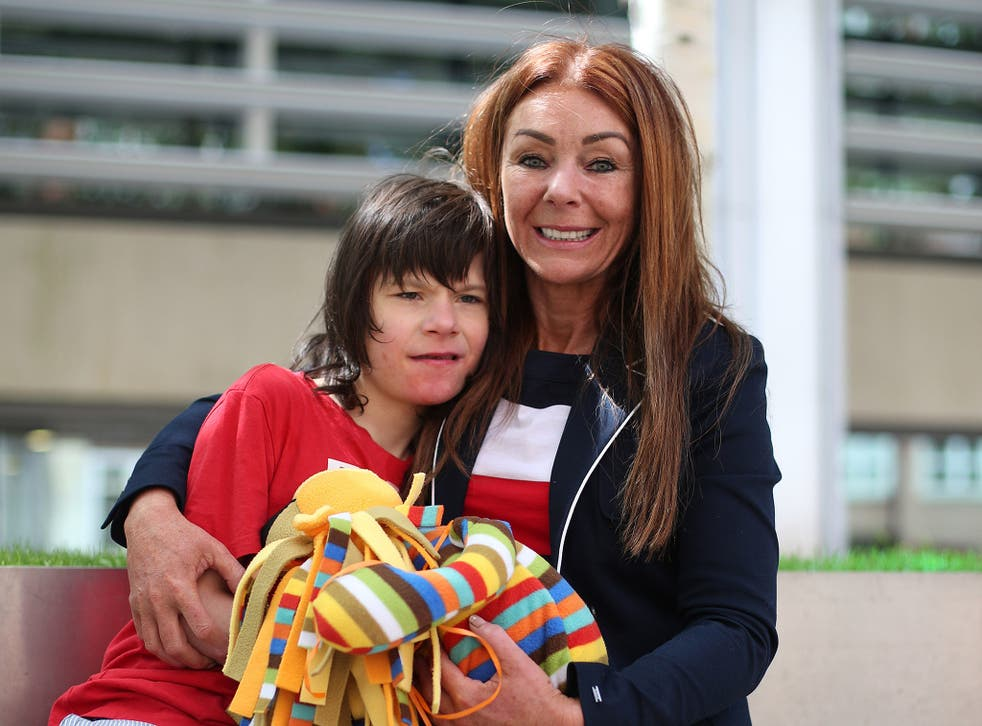 Charlotte Caldwell's fight to secure medicinal cannabis for Billy helped change law on prescribing the drug