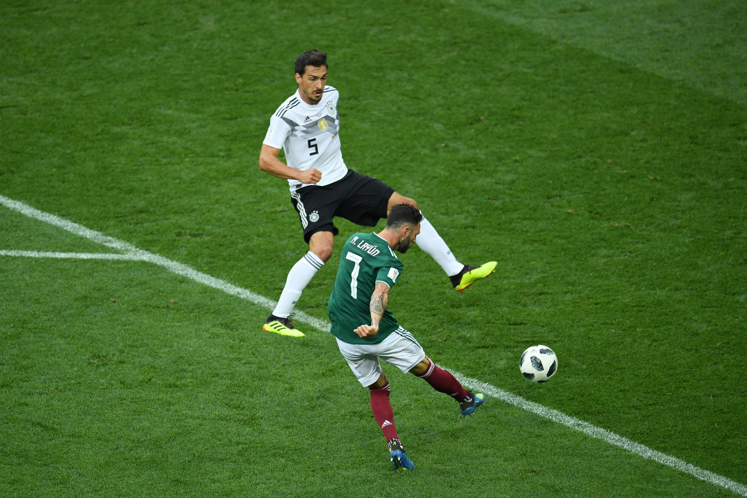 8bfa23025510 Rafael Marquez: Five World Cups but Mexico's captain is lost in the ...