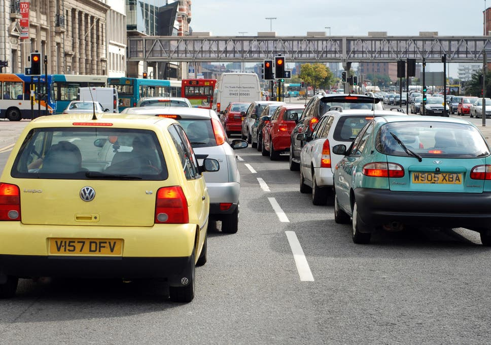 Sales of new high-polluting cars are currently set to be phased out by 2040, but mayors from across England and Wales have called for an earlier deadline