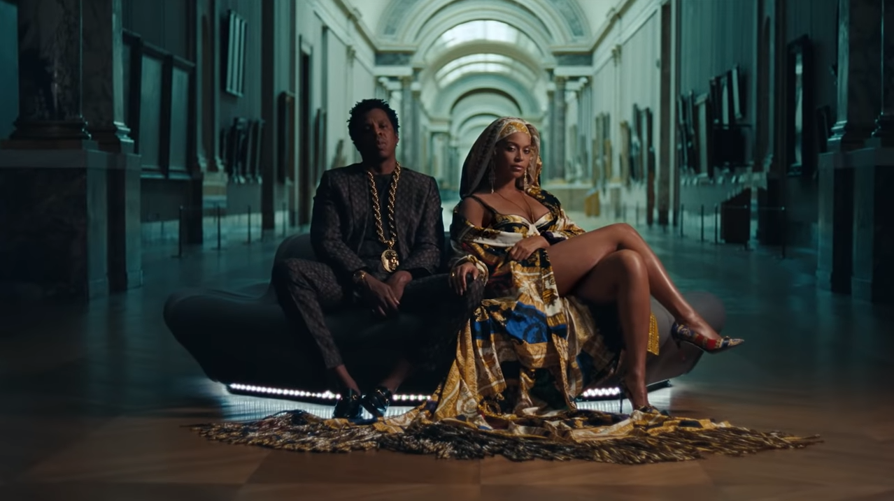 The Subtle Fashion Symbolism Hidden In Beyonc And Jay Zs Music