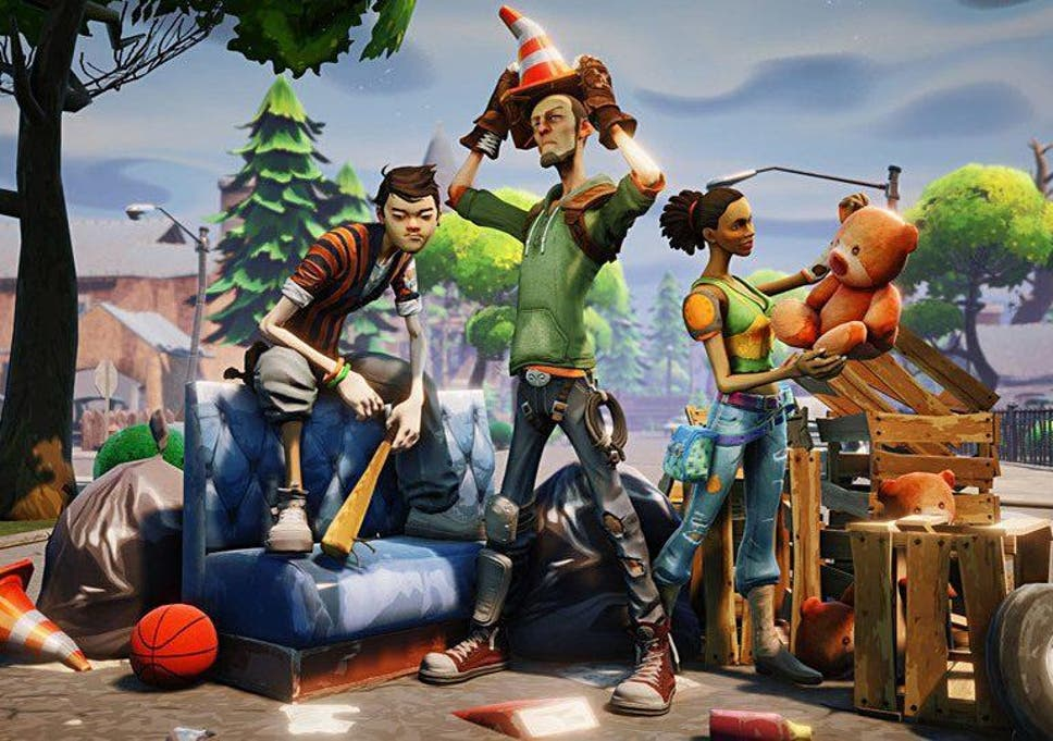 Fortnite for Switch gets strange countdown, as latest