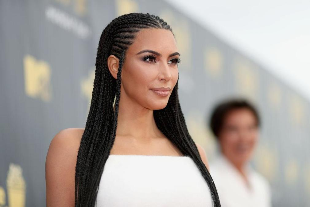 Kim Kardashian\'s cultural appropriation with braids is one thing ...
