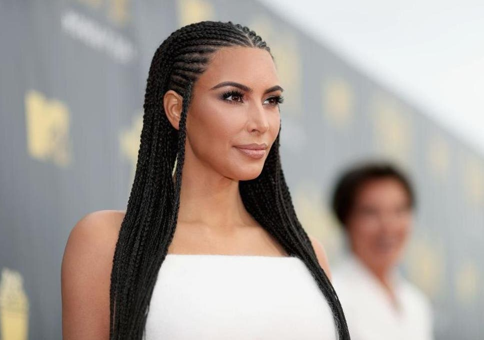 Kim Kardashians Cultural Appropriation With Braids Is One Thing