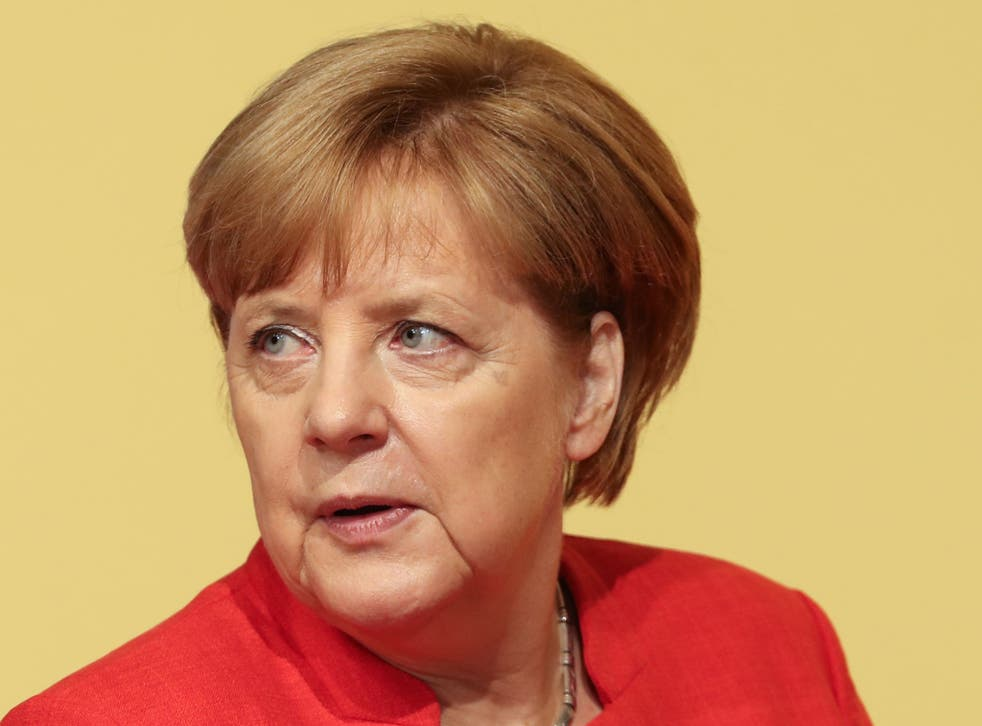 The German chancellor faces mounting pressure from her traditional allies