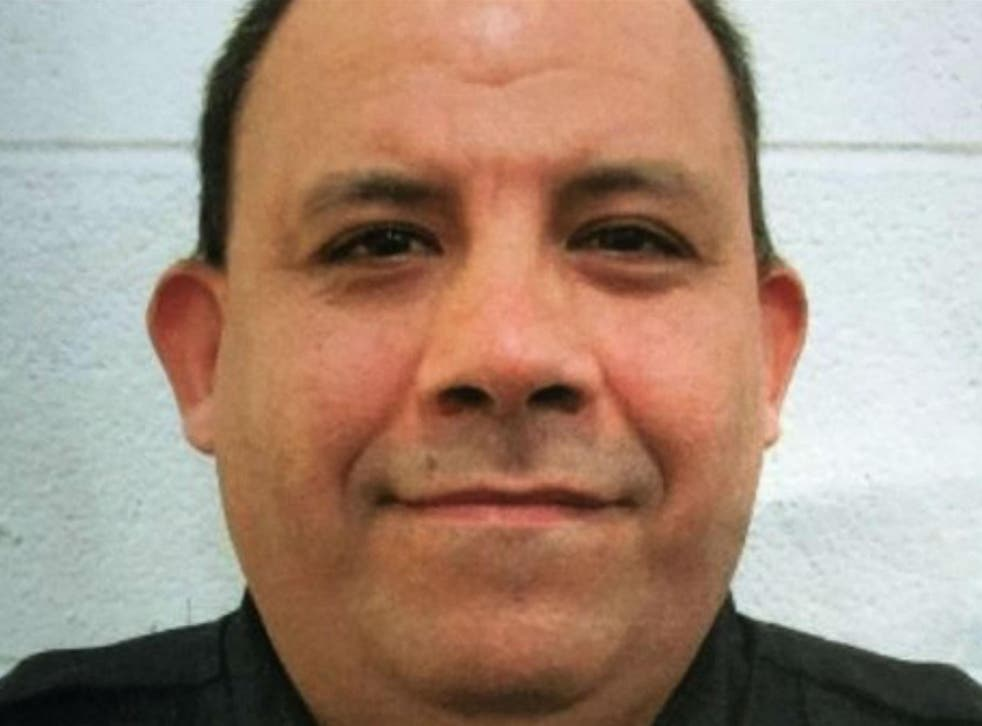 Mr Nunez has been charged and faces charges that carry a minimum of 25 years in prison