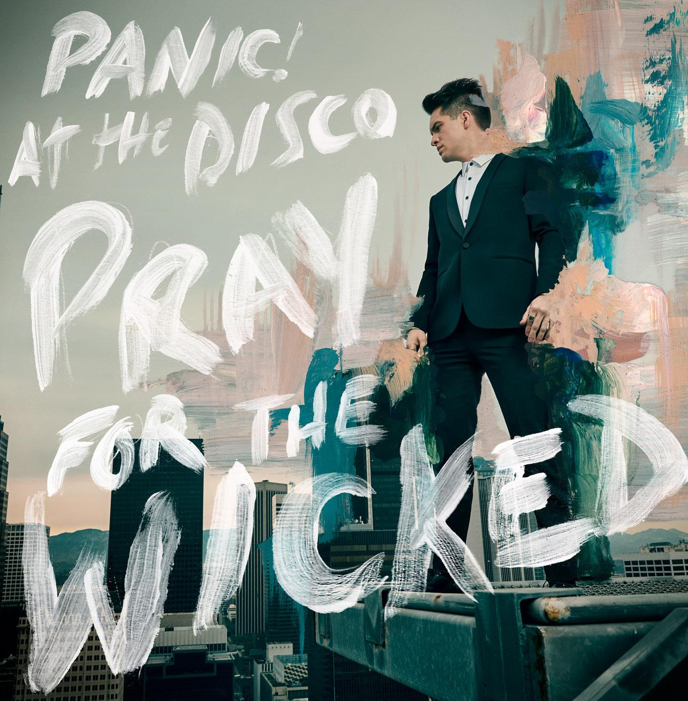Brendon Urie prays for the wicked on