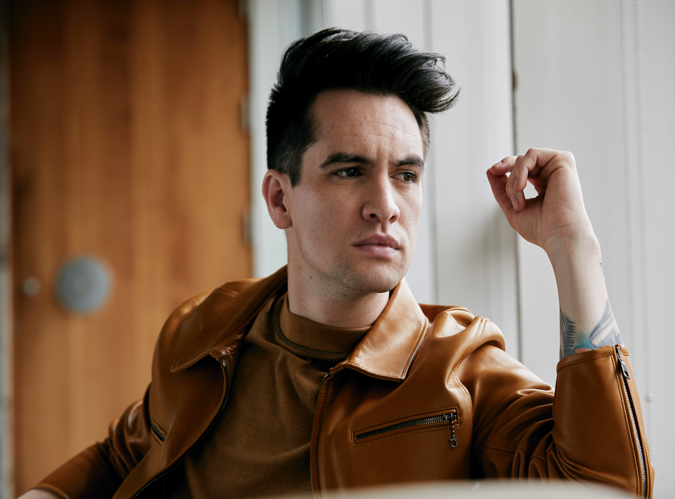 Brendon Urie: 'The first time I swore, I thought God was gonna hit me with a lightning bolt'