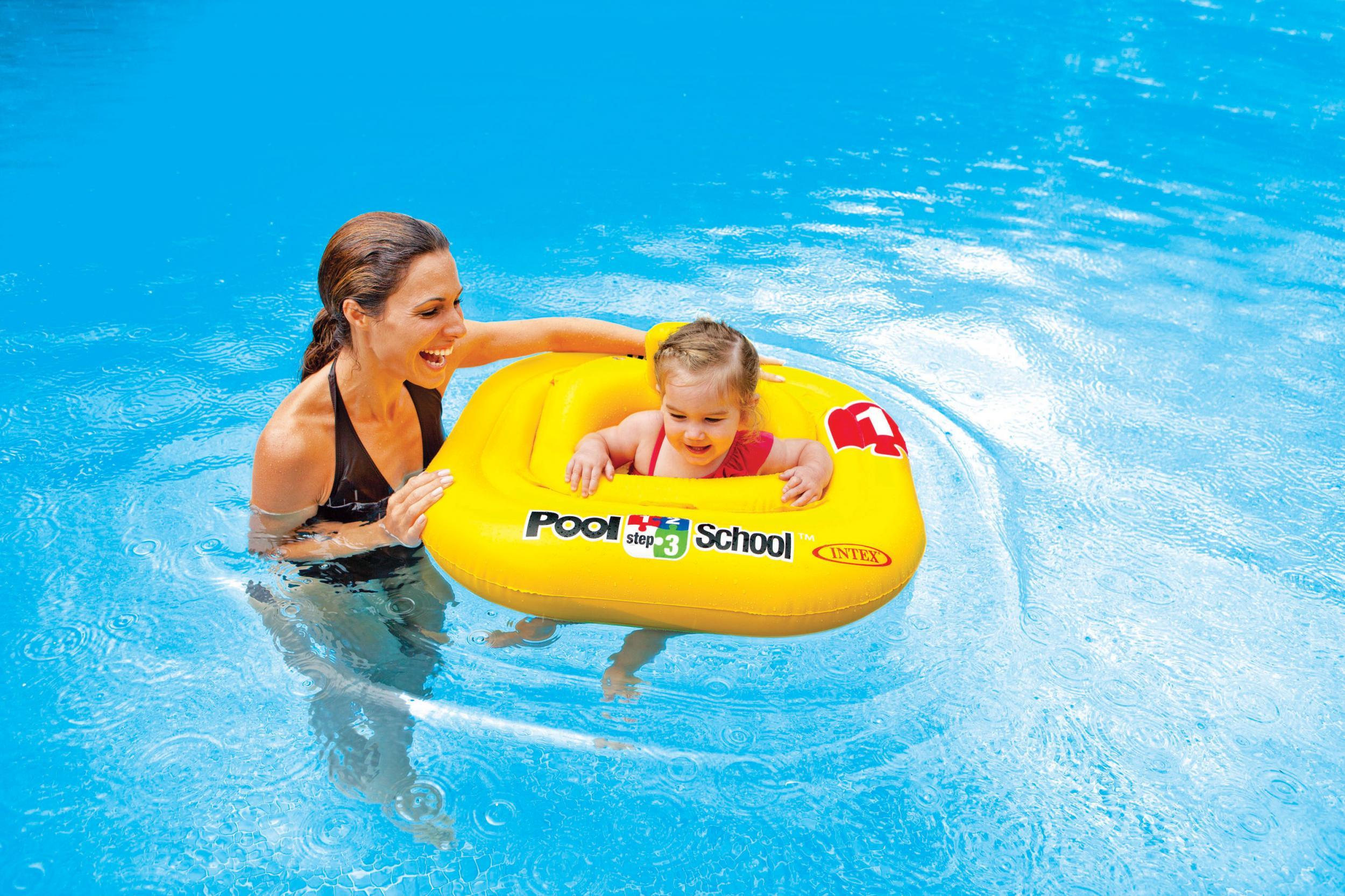 Intex Pool School Swimming Arm Bands Brand New Aged 3-6 Years