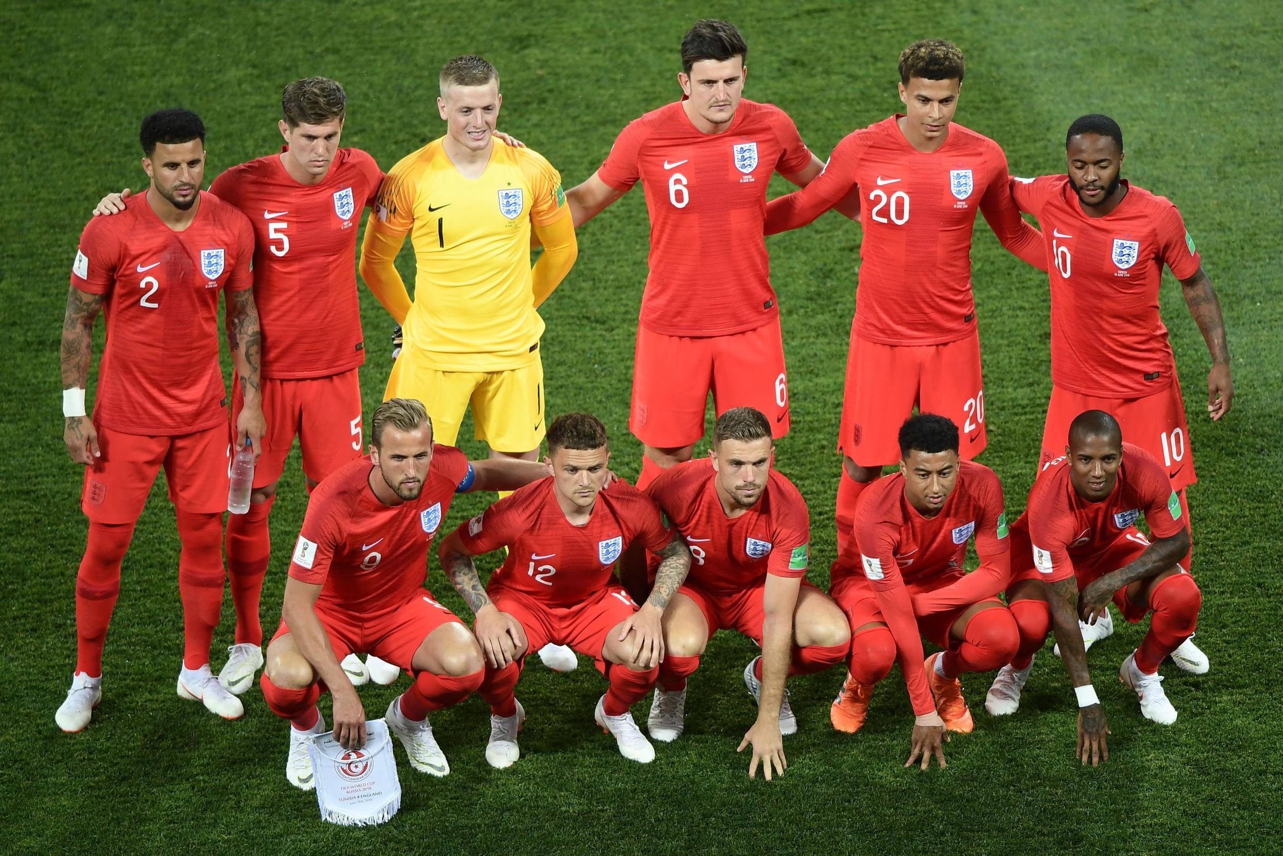 9767226fc03 England vs Tunisia