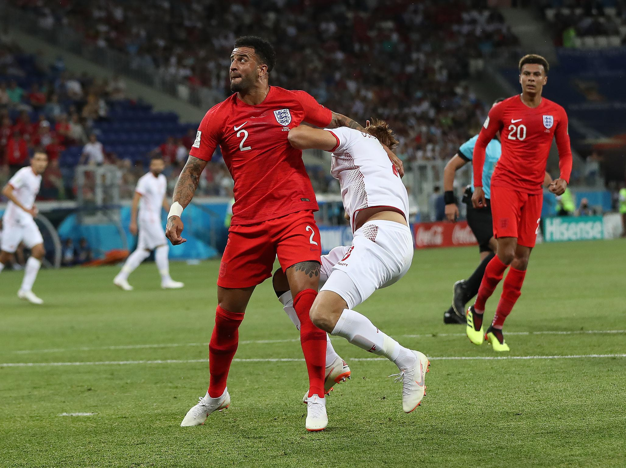 England vs Tunisia, World Cup 2018: Harry Kane at the double