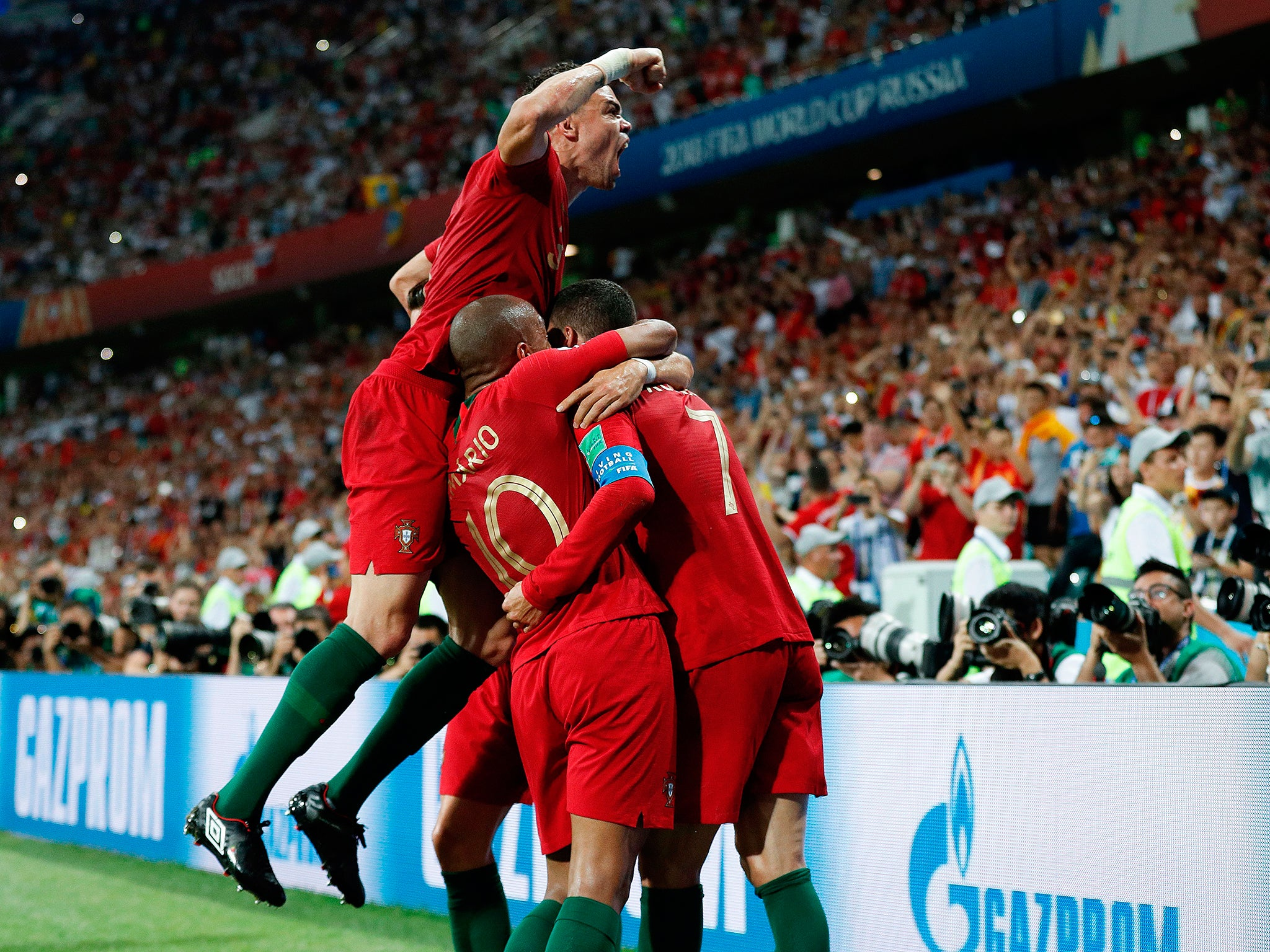World Cup 2018 The Truth About Cristiano Ronaldo S Goal Celebration