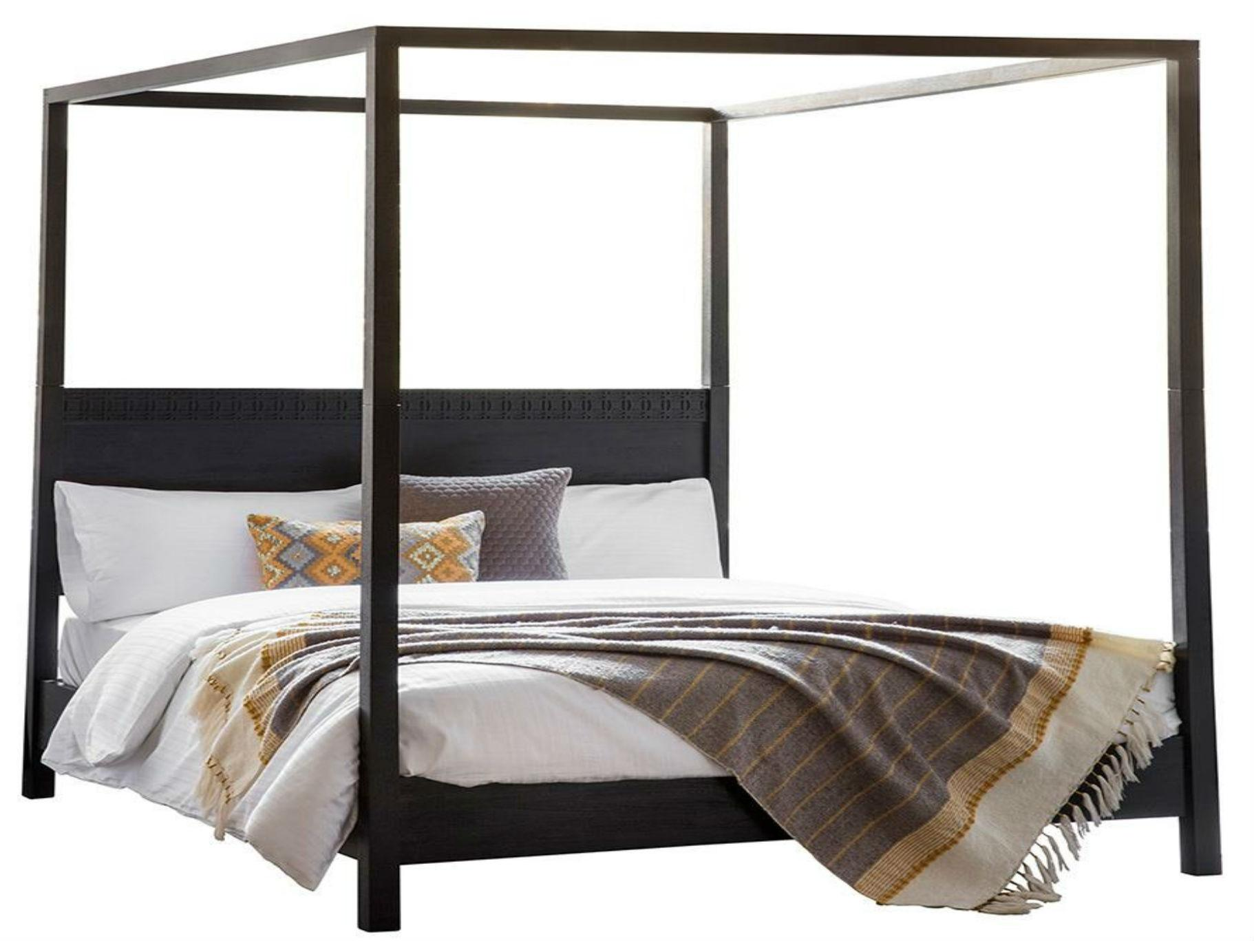 Houseology Collection Safari Boutique King Bed From 959, Houseology