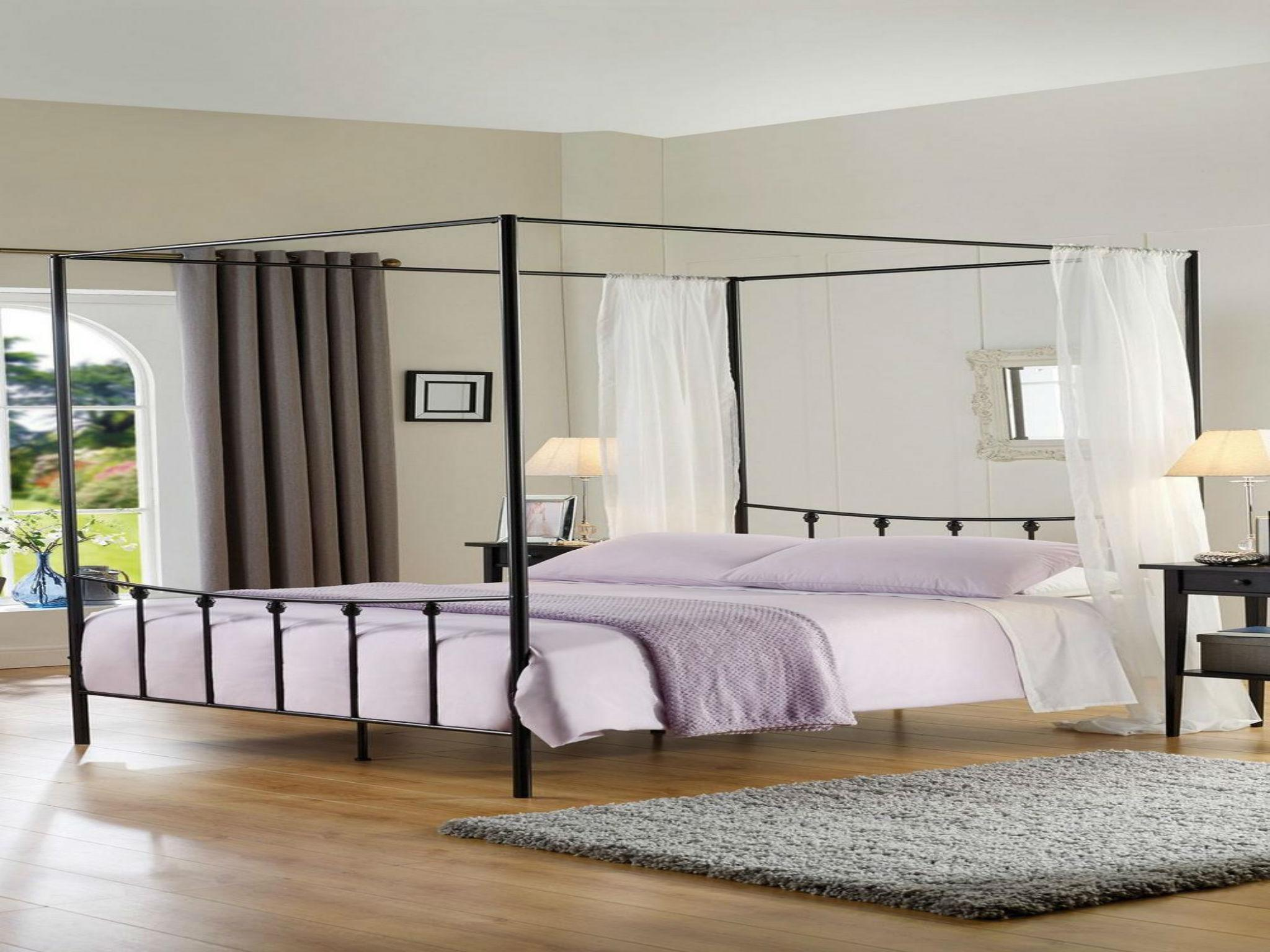 Clarissa Four Poster Bed With Mattress From 13999, Studio