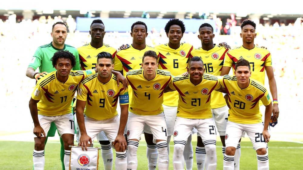 568568b96 Colombia vs Japan  Yuya Osako stuns South Americans with late winner ...