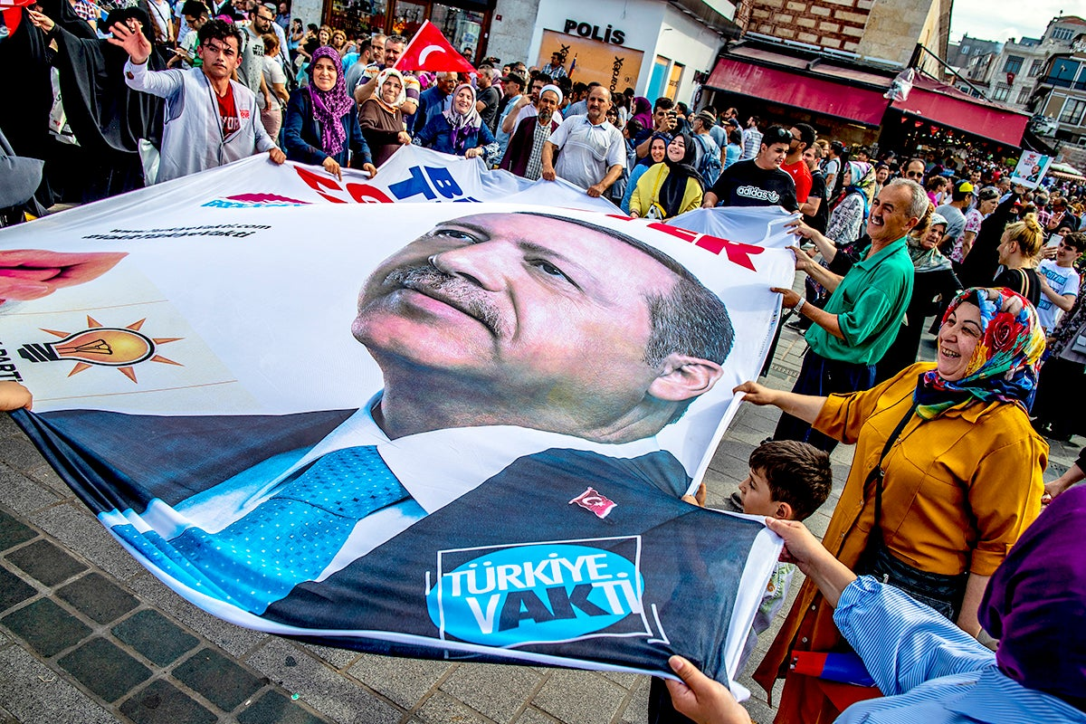 Turkey elections: Voters hopeful for change on pivotal polling day for country's future