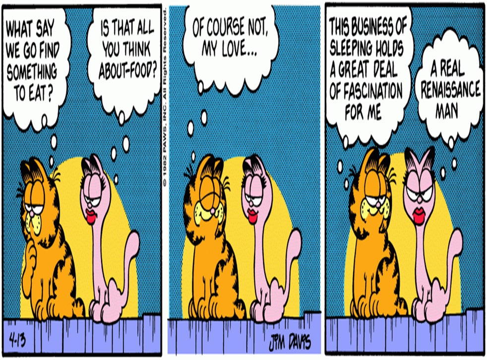 Garfield At 40 How The Cartoon Cat Became A Worldwide Sensation The Independent The Independent
