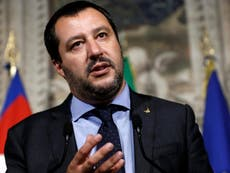 Italy's Matteo Salvini might run for head of the European Commission