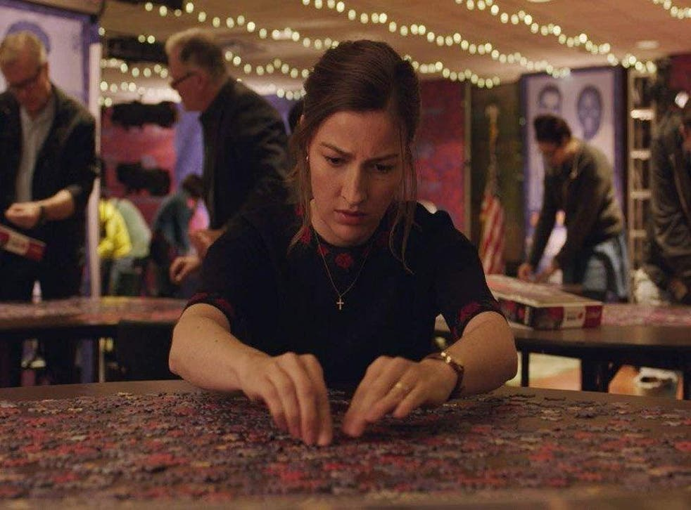 Piece, love and understanding: 'Puzzle' comes off like 'Brief Encounter' but with jigsaws
