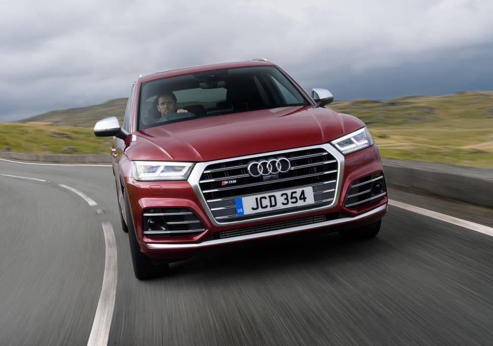 Car Review Audi SQ The Independent - Audi uk
