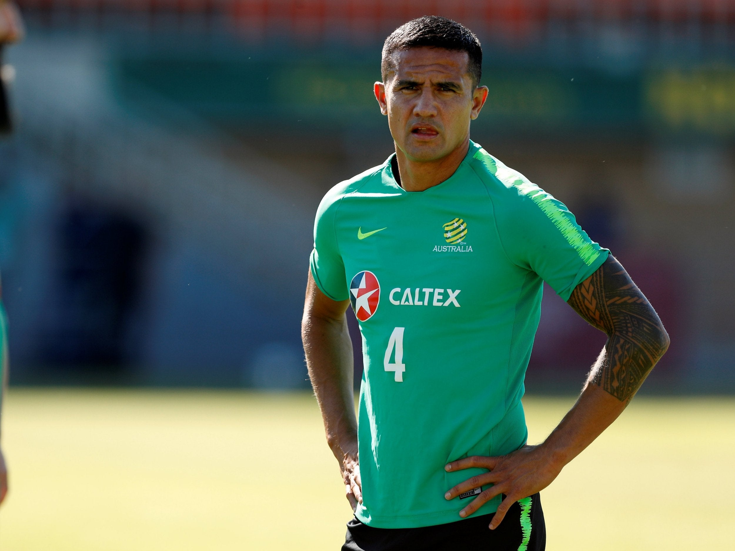 921e05ce540 Tim Cahill - latest news, breaking stories and comment - The Independent