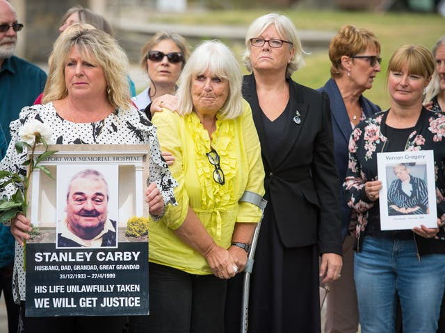 Families who lost loved ones at Gosport War Memorial Hospital have faced a 20 year fight to have the deaths properly investigated