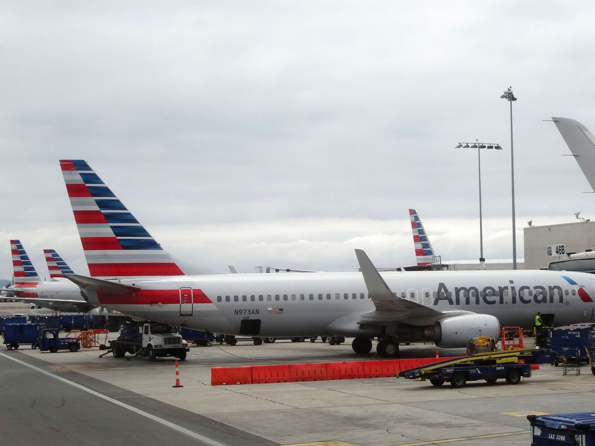 American Airlines Tells Trump Administration Not To Use