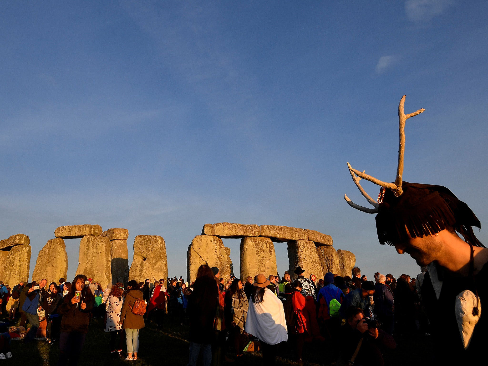 Summer Solstice 2018 Thousands Celebrated Longest Day Of The Year