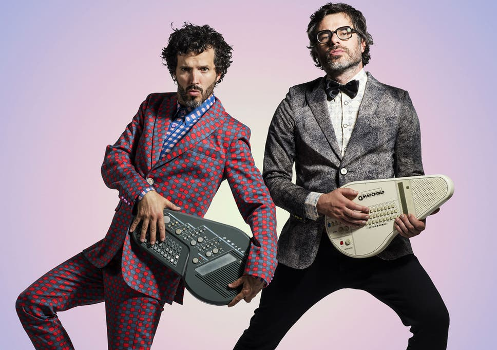 004d8331d413 Flight of the Conchords, O2 Arena, London, review: Newer material ...