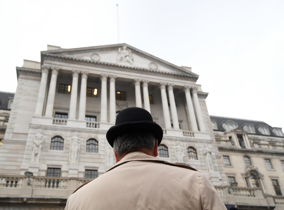 It follows a series of disappointing data releases, including the news that UK wage growth slowed unexpectedly in April