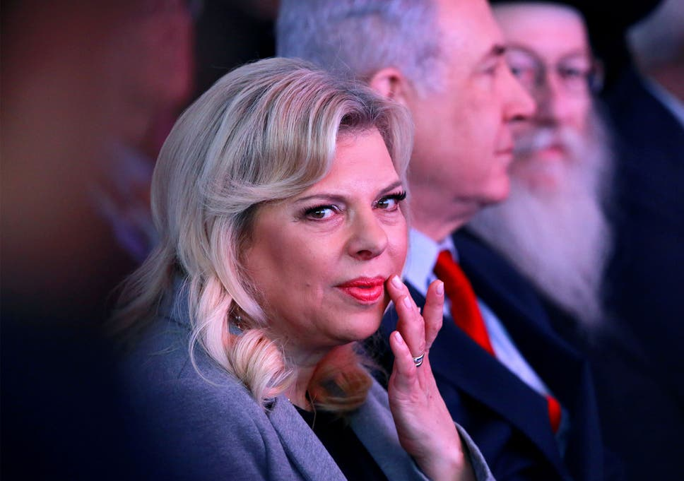Ms Netanyahu has been indicted on fraud charges