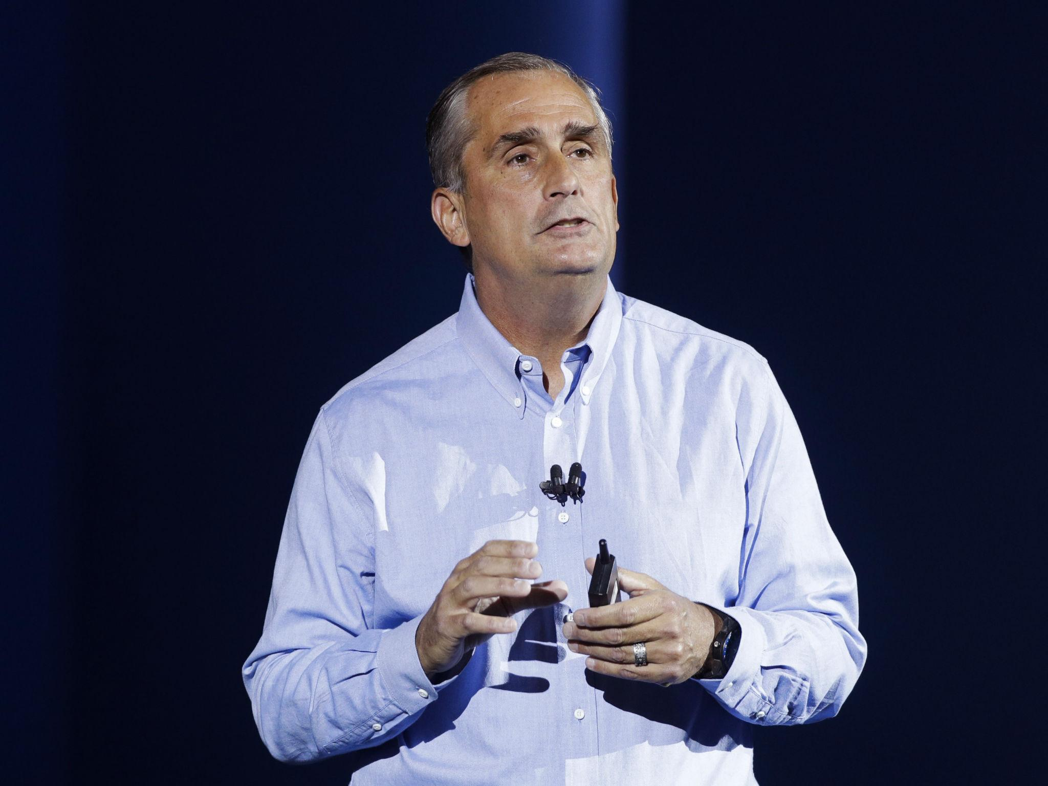 Intel CEO Brian Krzanich resigns over 'consensual relationship with employee'