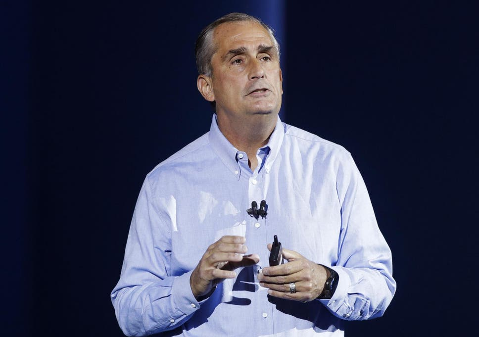 Intel Ceo Brian Krzanich Resigns Over Consensual Relationship With
