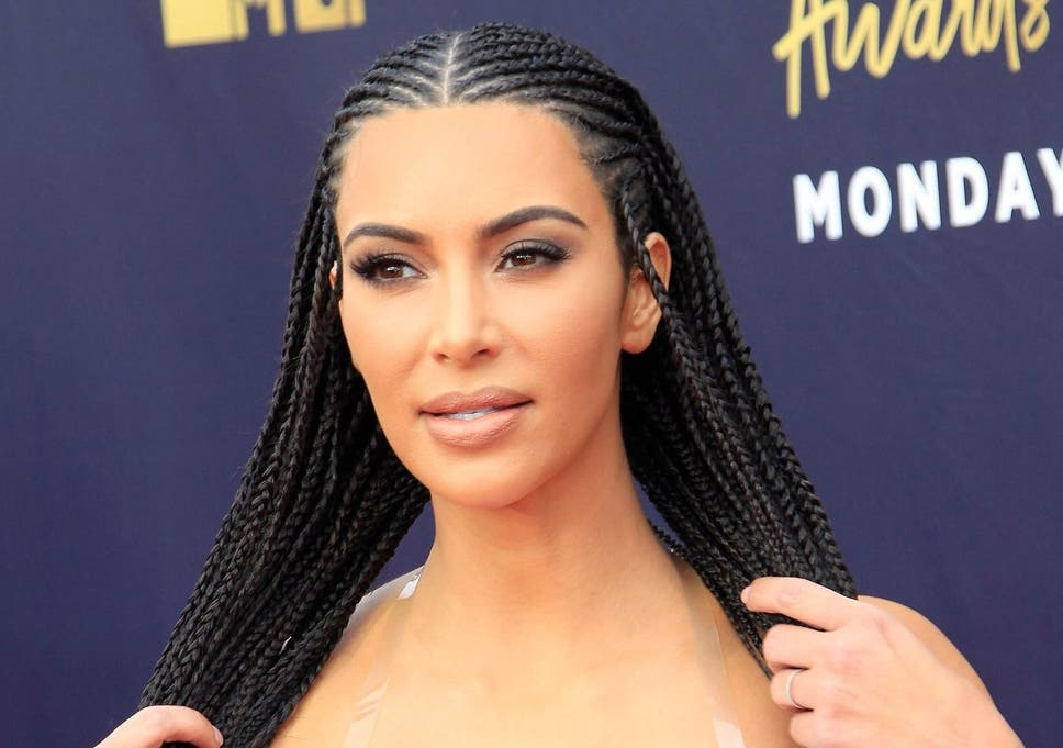Kim Kardashian Responds To Criticism Over Fulani Braids The