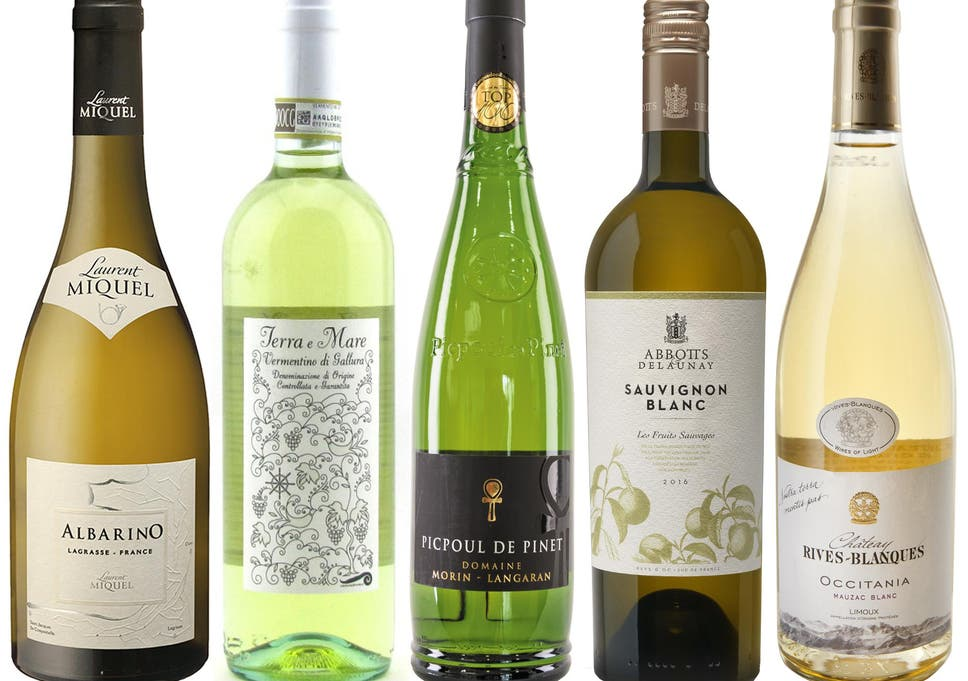 e192cb80360 Wines of the week: Nine whites you should be drinking this summer ...