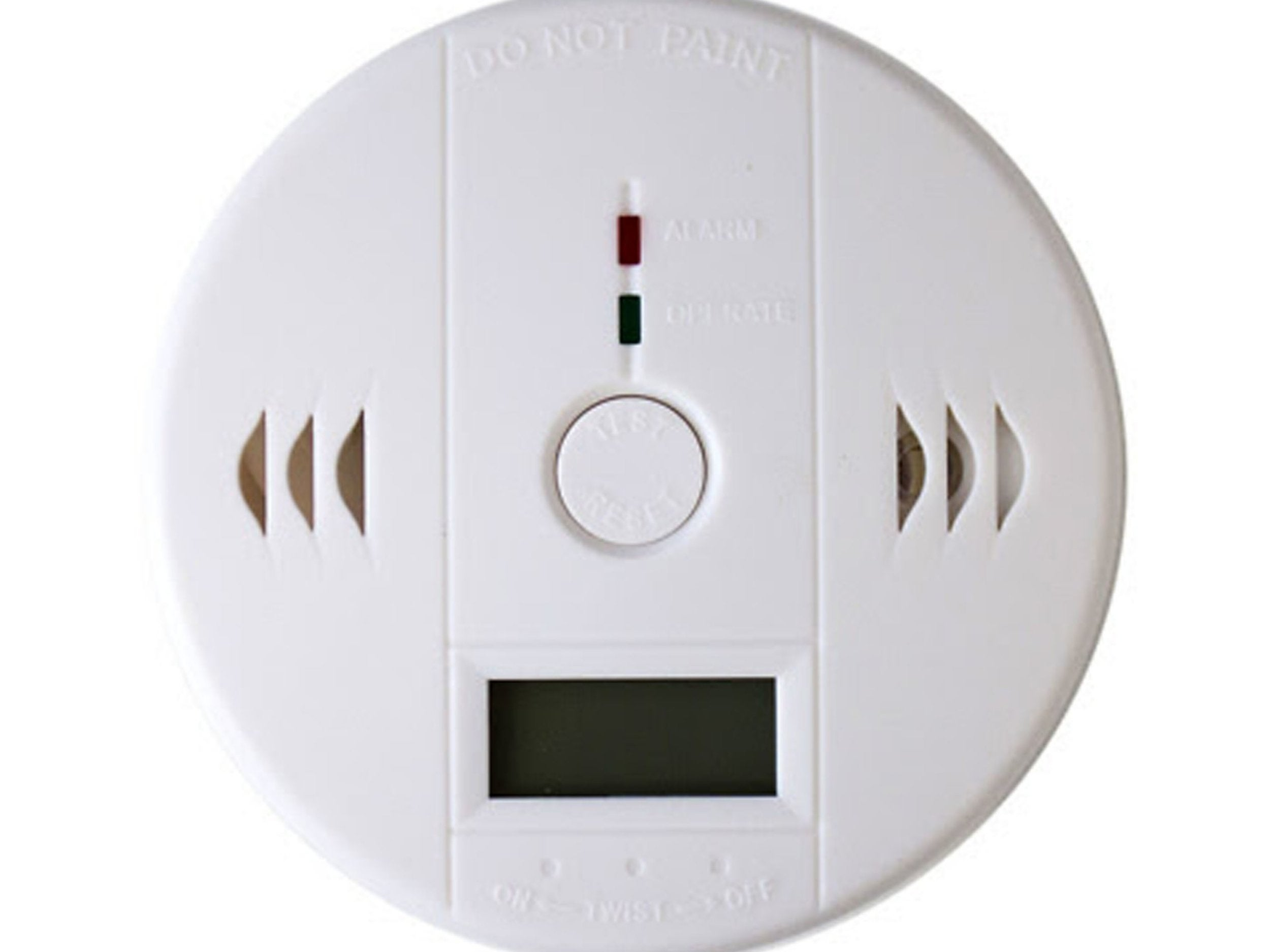 Alarm Smoke and Carbon Monoxide Alarm