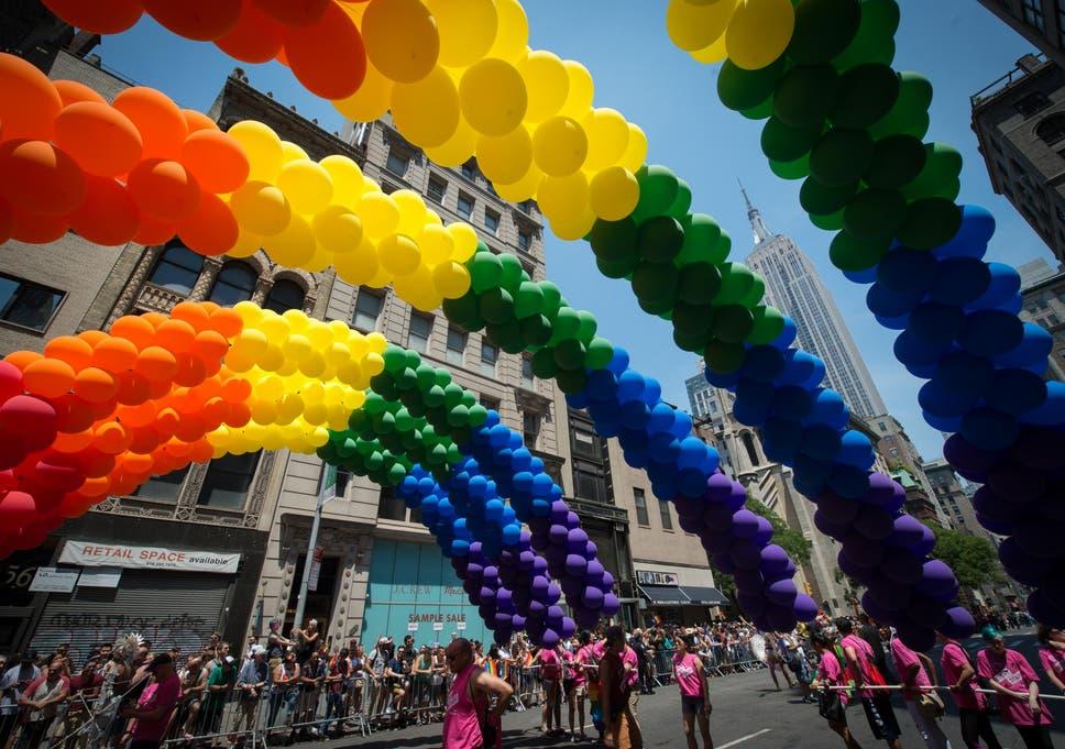 Nyc gay pride furball activities