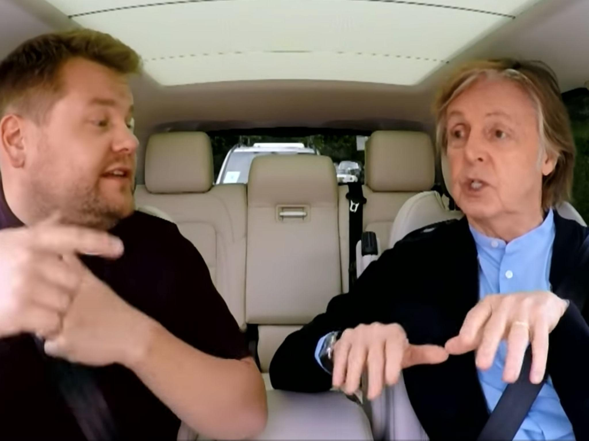 Carpool Karaoke Latest News Breaking Stories And Comment The