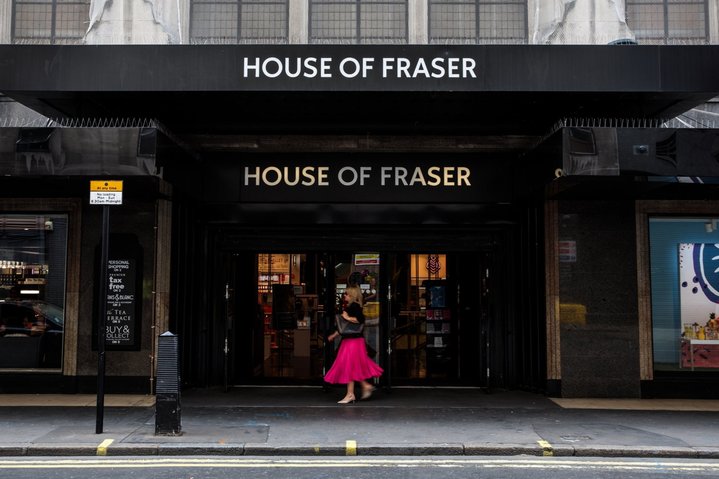 809d601736cd1 House of Fraser  The full list of stores due to close